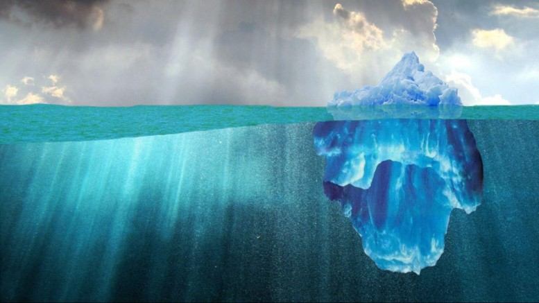 new product c2c6f 54458 If Culture's an Iceberg, Too Many Businesses are Titanics ...